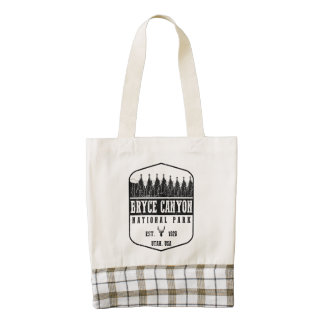 Bryce Canyon National Park Zazzle HEART Tote Bag