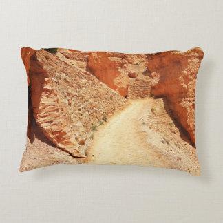 Bryce Canyon Navajo Loop Wiggles Decorative Pillow