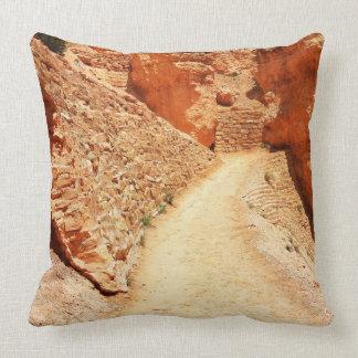 Bryce Canyon Navajo Loop Wiggles Pillow
