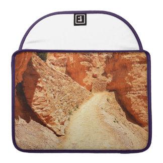 Bryce Canyon Navajo Loop Wiggles Sleeve For MacBooks