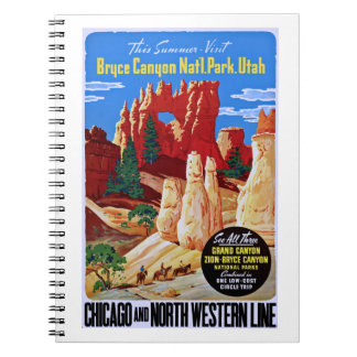Bryce Canyon Notebook