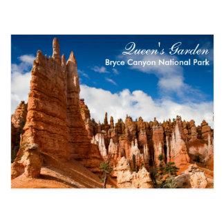 Bryce Canyon NP - Queens Garden postcar Postcard
