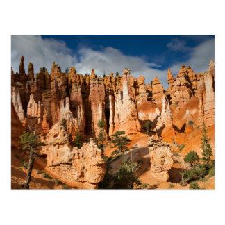 Bryce Canyon NP - Queens Garden postcard