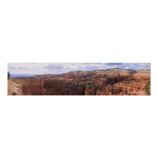 Bryce Canyon Panoramic Print
