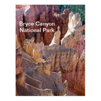 Bryce Canyon Postcard