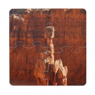 Bryce Canyon Puzzle Coaster