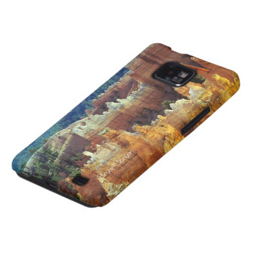 Bryce Canyon Samsung Galaxy SII Cover