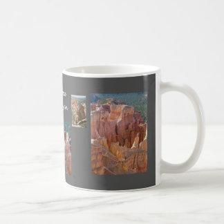 Bryce Canyon Souvenir Template Mug