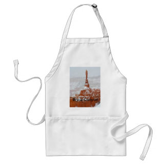 Bryce Canyon Spire near Sunset Point in Utah, B... Adult Apron