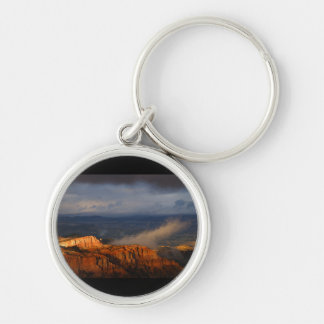 Bryce Canyon Storm Key Chains