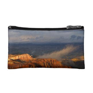 Bryce Canyon Storm Makeup Bag
