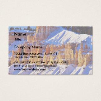 Bryce Canyon Sunrise 3 Business Card