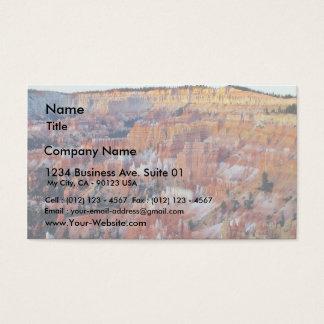 Bryce Canyon Sunrise 4 Business Card