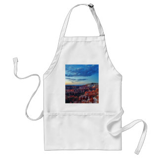Bryce Canyon Sunrises Clouds Aprons