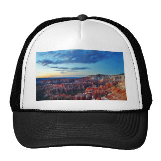 Bryce Canyon Sunrises Clouds Trucker Hat