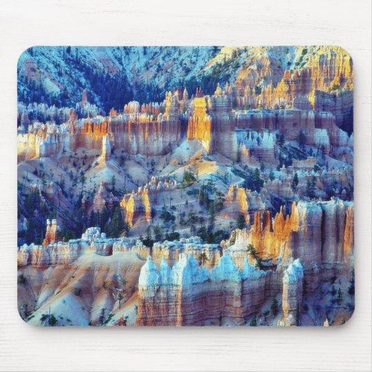 Bryce Canyon Sunrises Mouse Pad