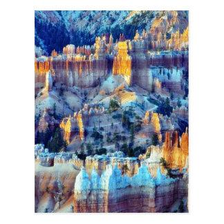 Bryce Canyon Sunrises Postcard