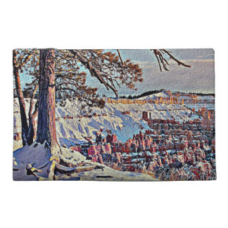 Bryce Canyon Travel Accessories Bag