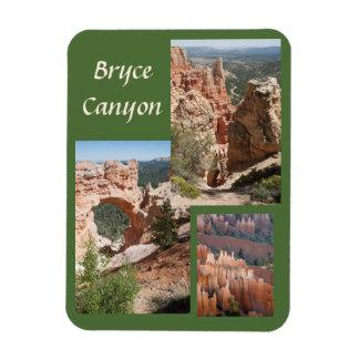 Bryce Canyon Travel Template Rectangular Photo Magnet