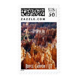 Bryce Canyon | UT | Postage Stamp
