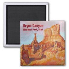 Bryce Canyon - UT (USA) Magnet