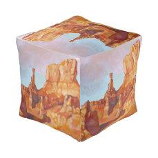 Bryce Canyon - UT (USA) Pouf