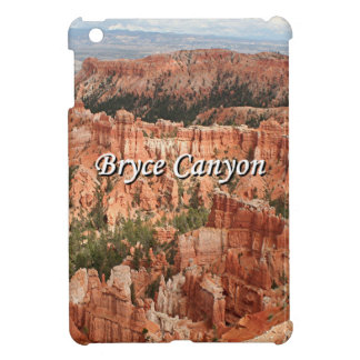 Bryce Canyon, Utah 20 (caption) iPad Mini Cover