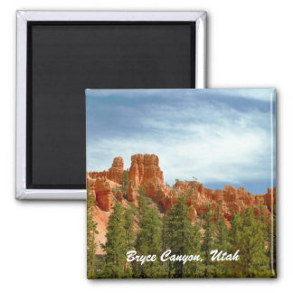 Bryce Canyon, Utah 2 Inch Square Magnet