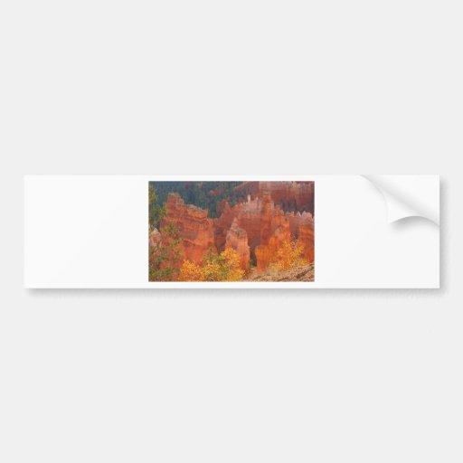 Bryce Canyon Utah Bumper Sticker