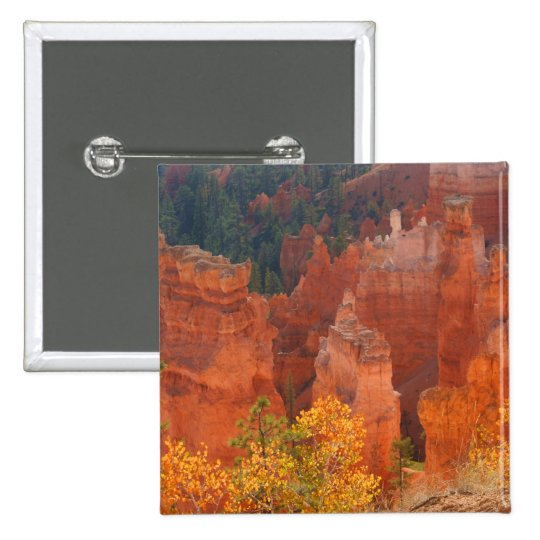 Bryce Canyon Utah Button