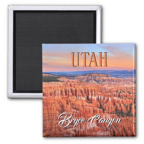 Bryce Canyon Utah Magnet