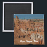 """Bryce Canyon, Utah Magnet<br><div class=""""desc"""">Great View of Bryce Canyon,  Utah ready for anyone&#39;s fridge.</div>"""