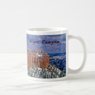 Bryce canyon,Utah Classic White Coffee Mug