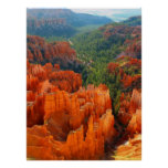 Bryce canyon Utah poster FROM 8.99
