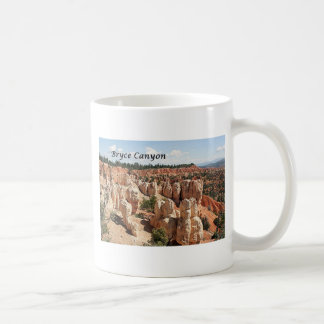 Bryce Canyon, Utah, USA 8 (caption) Coffee Mug