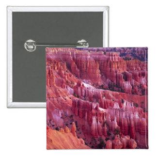 Bryce Canyon, Utah, USA Button