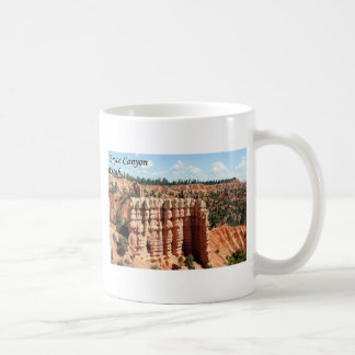 Bryce Canyon, Utah, USA (caption) Coffee Mug