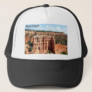 Bryce Canyon, Utah, USA (caption) Trucker Hat