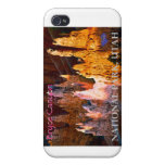 Bryce Canyon Vintage Style iPhone 4/4S Cover