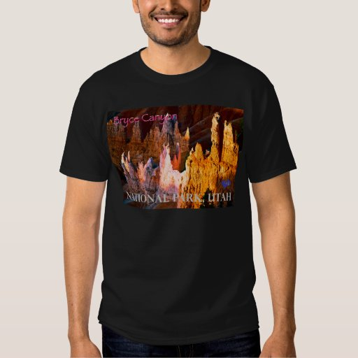 Bryce Canyon Vintage Style T-Shirt