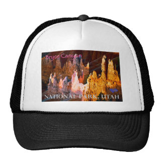 Bryce Canyon Vintage Style Trucker Hat