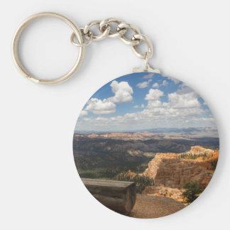 Bryce Canyon Vista Keychain