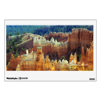 Bryce Canyon Wall Decal