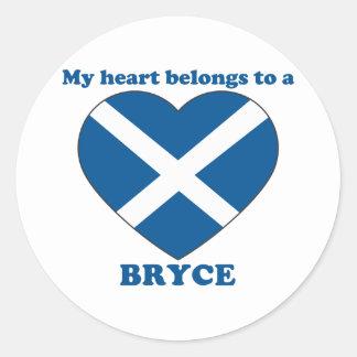 Bryce Sticker