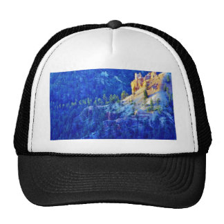 Bryce Sunrises Forests Hat