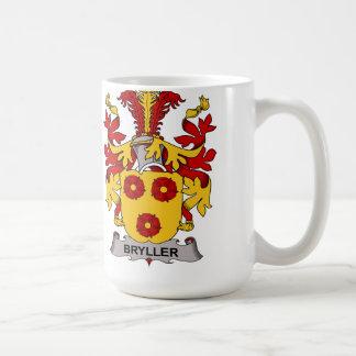 Bryller Family Crest Classic White Coffee Mug