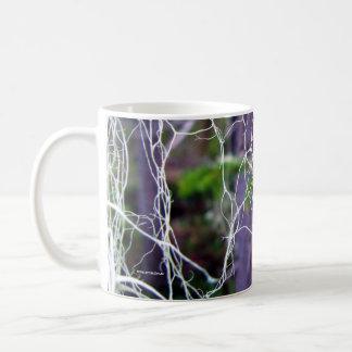 Bryoria capillaris coffee mug