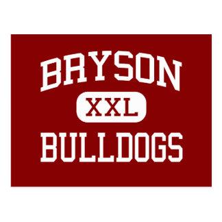 Bryson - Bulldogs - Middle - Simpsonville Postcard