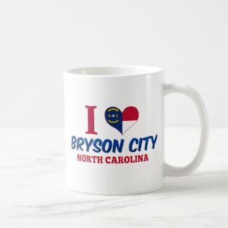 Bryson City, North Carolina Classic White Coffee Mug