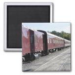 Bryson Railway 2 Inch Square Magnet